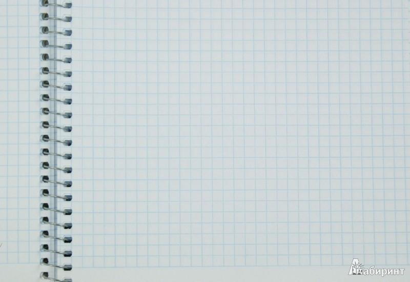 Тетрадь общая Хатбер Живая 3D выпуск № 2 48 листов клетка скрепка 039197 в ассортименте 48Т5В1/ЖИВА