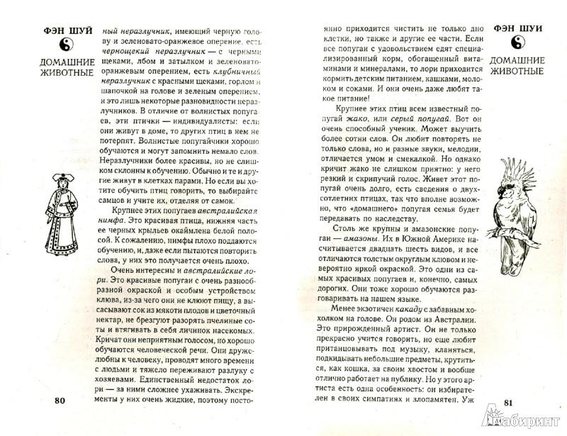 Иллюстрация 1 из 7 для Фен Шуй. Домашние животные - Мария Милаш   Лабиринт - книги. Источник: Лабиринт