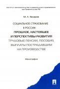 Социальное страхование в России. Прошлое, настоящее и перспективы развития. Монография