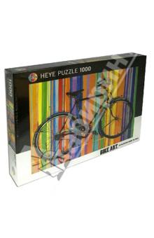 """Puzzle, 1000 элементов, """"Велосипедисты"""", Delixe (29541)"""