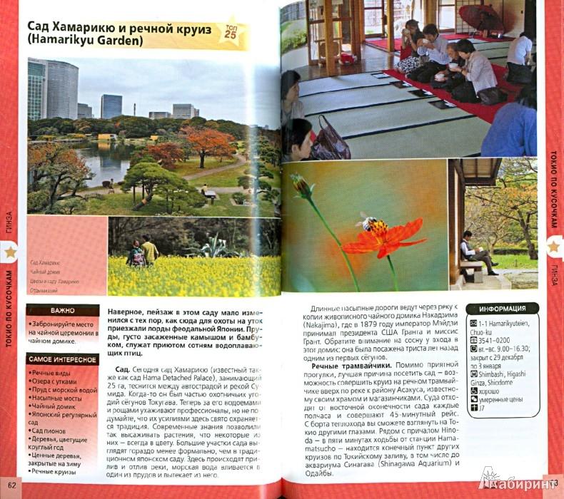 Иллюстрация 1 из 14 для Токио. Путеводитель (+ карта) - Е. Селезнева | Лабиринт - книги. Источник: Лабиринт