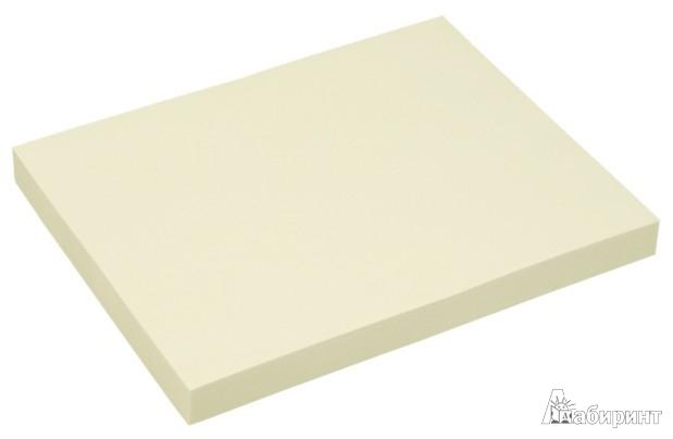 Иллюстрация 1 из 4 для Клейкая бумага для заметок. 76х101 мм. Цвет: желтый (PF-76101-02) | Лабиринт - канцтовы. Источник: Лабиринт