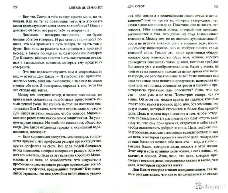 Иллюстрация 1 из 41 для Дон Кихот - Мигель Сервантес | Лабиринт - книги. Источник: Лабиринт