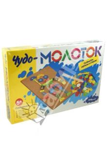 Купить Развивающая игра Чудо-молоток (76131), Степ Пазл, Конструкторы из дерева