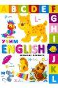 Большие прописи. Учим English большие прописи учим буквы