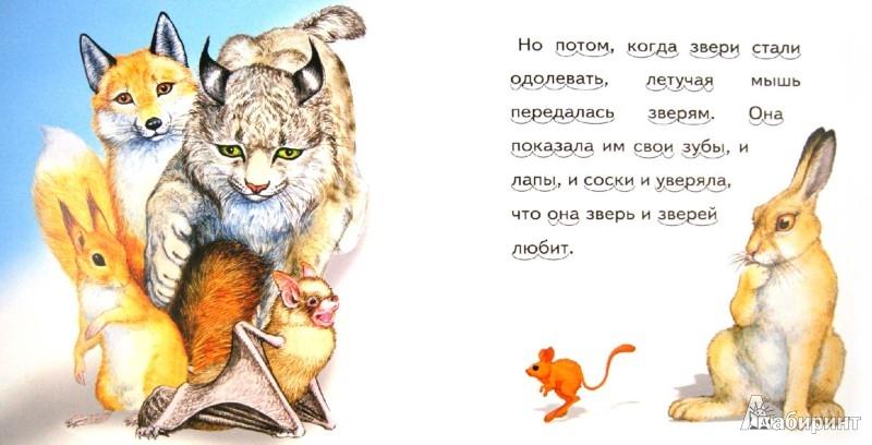Иллюстрация 1 из 2 для Белка и волк   Лабиринт - книги. Источник: Лабиринт