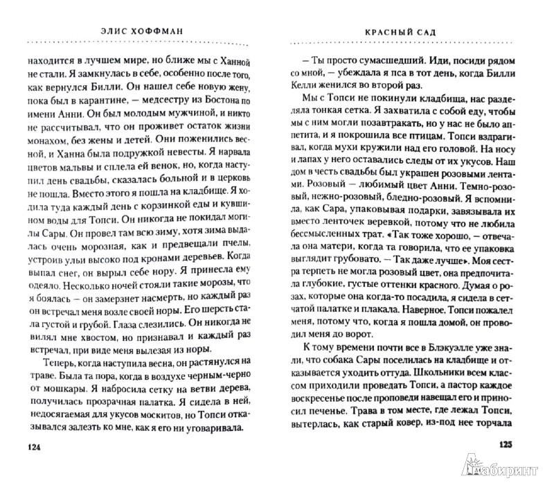 Иллюстрация 1 из 19 для Красный сад - Элис Хоффман | Лабиринт - книги. Источник: Лабиринт