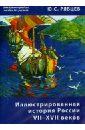 Иллюстрированная история России VII–XVII. Пособие для учителей (CD). Рябцев Юрий Сергеевич