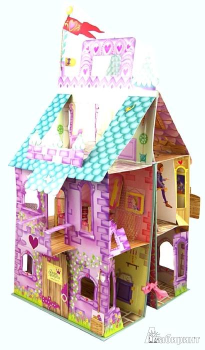 Иллюстрация 1 из 2 для Дворец принцессы | Лабиринт - игрушки. Источник: Лабиринт