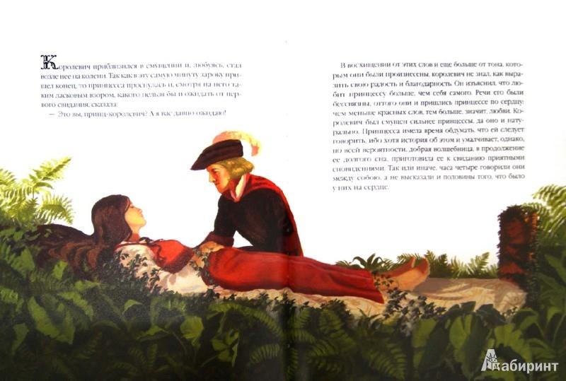 Иллюстрация 1 из 53 для Спящая красавица - Шарль Перро | Лабиринт - книги. Источник: Лабиринт