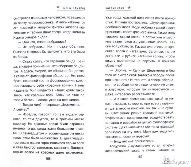 Иллюстрация 1 из 6 для Боевая стая - Сергей Самаров | Лабиринт - книги. Источник: Лабиринт