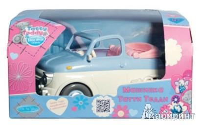 """Иллюстрация 1 из 2 для Игрушка """"Машинка Тати Тедди"""" (35619)   Лабиринт - игрушки. Источник: Лабиринт"""