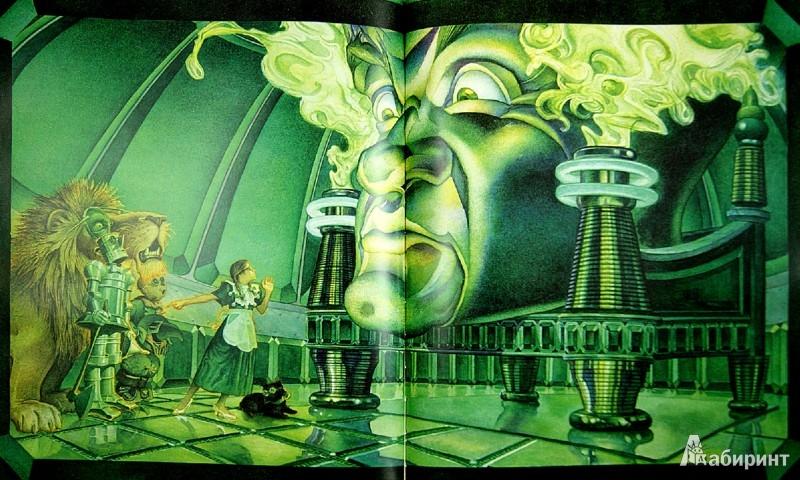 Иллюстрация 1 из 40 для Волшебник страны Оз - Лаймен Баум | Лабиринт - книги. Источник: Лабиринт
