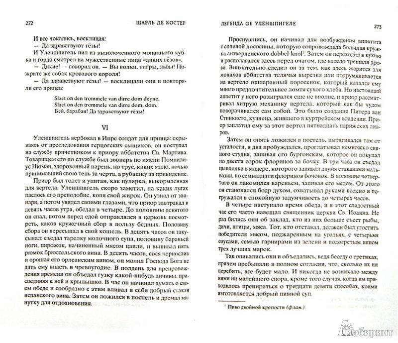 Иллюстрация 1 из 30 для Легенда об Уленшпигеле - Шарль Костер | Лабиринт - книги. Источник: Лабиринт
