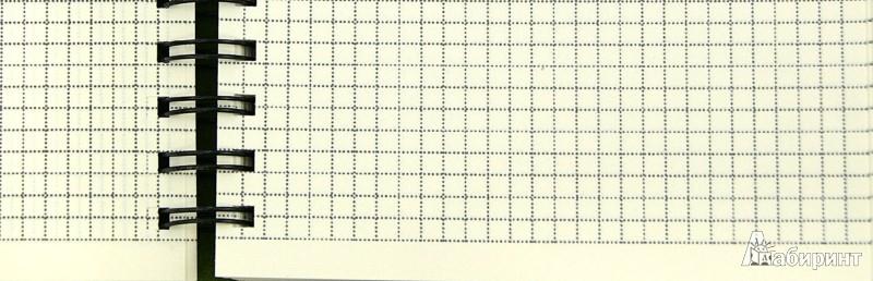Иллюстрация 1 из 4 для Бизнес-блокнот на спирали А5, серый (070006) | Лабиринт - канцтовы. Источник: Лабиринт