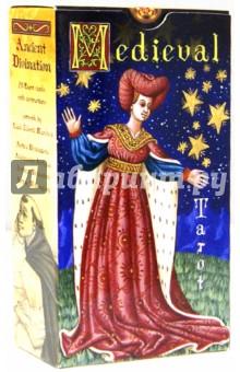 Таро Средневековое на английском языке ciro marchetti tarot of dreams таро снов набор 83 карты с книгой на английском языке