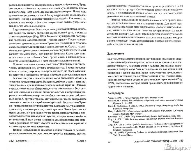 Иллюстрация 1 из 16 для Слияние. Эриксоновский гипноз и терапия - Джеффри Зейг | Лабиринт - книги. Источник: Лабиринт