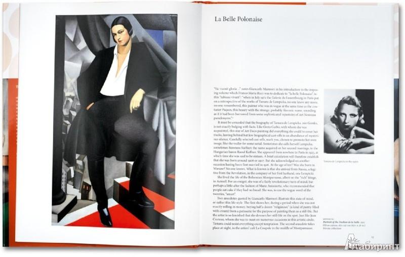 Иллюстрация 1 из 4 для Tamara De Lempicka. 1898-1980. Goddess of the Automobile Age - Gilles Neret | Лабиринт - книги. Источник: Лабиринт