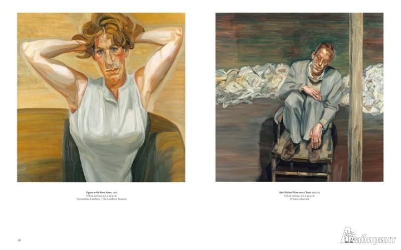 Иллюстрация 1 из 5 для Lucian Freud. 1922-2011. Beholding the Animal - Sebastian Smee | Лабиринт - книги. Источник: Лабиринт