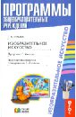 Обложка Программа обучения. Изобразительное искусство. 1-4 классы