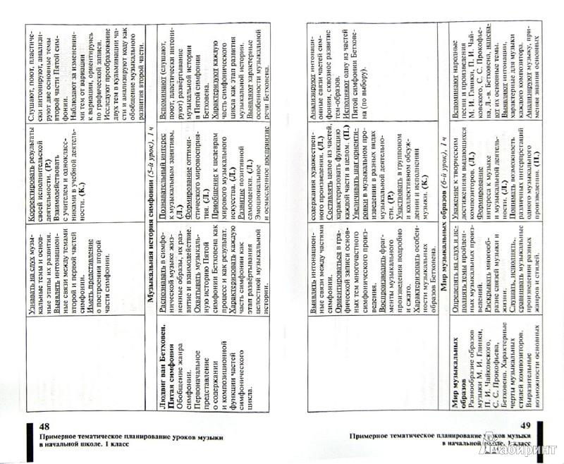 Иллюстрация 1 из 5 для Музыка. Программа. 1-4 классы. Поурочно-тематическое планирование: 1-2 классы. ФГОС - Марина Красильникова | Лабиринт - книги. Источник: Лабиринт