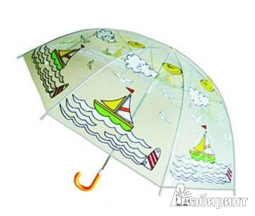 Иллюстрация 1 из 5 для Детский зонт (6441) | Лабиринт - игрушки. Источник: Лабиринт