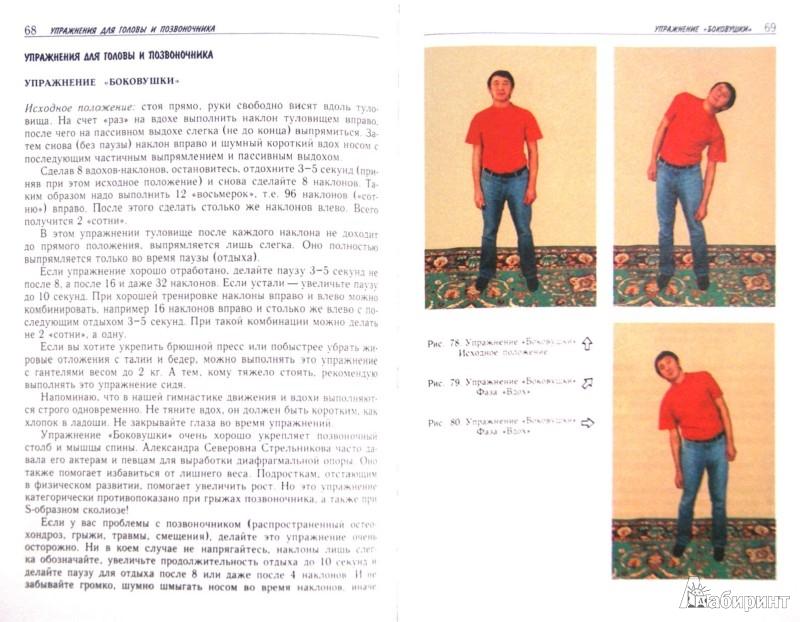Иллюстрация 1 из 11 для Дыхательная гимнастика А. Н. Стрельниковой. Видеокнига (+DVD) - Михаил Щетинин | Лабиринт - книги. Источник: Лабиринт