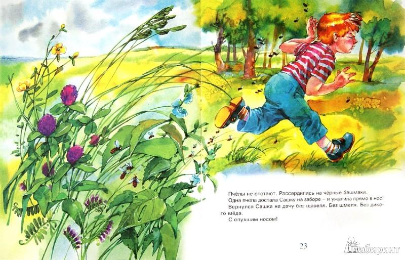 Иллюстрация 1 из 7 для Сказки дядюшки Шмеля - Валерий Кастрючин | Лабиринт - книги. Источник: Лабиринт