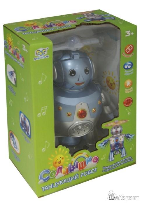 Иллюстрация 1 из 2 для Танцующий робот (EC80151R)   Лабиринт - игрушки. Источник: Лабиринт