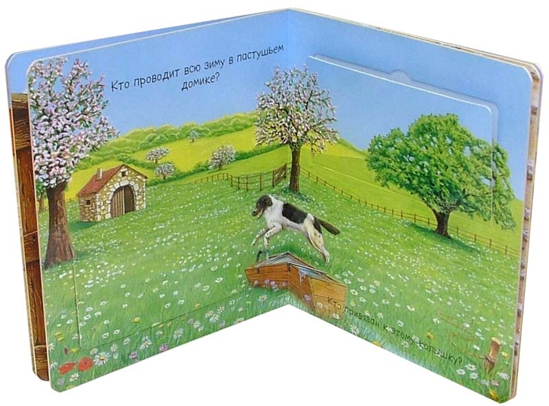 Иллюстрация 1 из 18 для На ферме. Кто это там - Эмили Бомон   Лабиринт - книги. Источник: Лабиринт