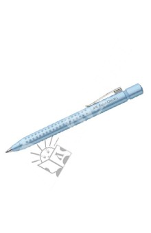 Ручка шариковая GRIP 2011, синяя, перламутровый синий (144147)