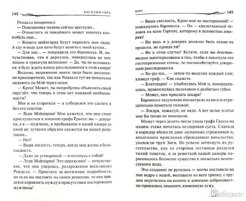 Иллюстрация 1 из 20 для Щит - Василий Горъ | Лабиринт - книги. Источник: Лабиринт