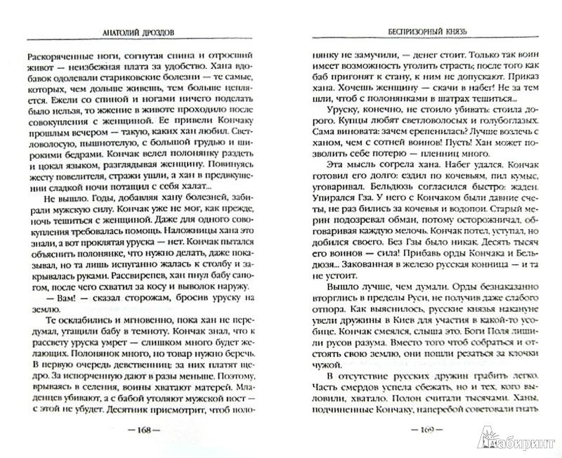 Иллюстрация 1 из 6 для Беспризорный князь - Анатолий Дроздов | Лабиринт - книги. Источник: Лабиринт