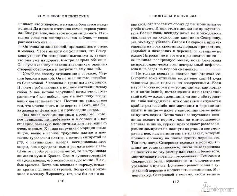 Иллюстрация 1 из 19 для Повторение судьбы - Януш Вишневский | Лабиринт - книги. Источник: Лабиринт