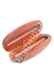 Футляр для одной ручки деревянный (RB 03 S) от Лабиринт