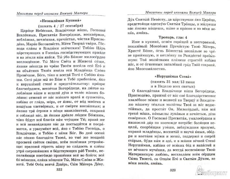 Иллюстрация 1 из 11 для Большой православный молитвослов | Лабиринт - книги. Источник: Лабиринт