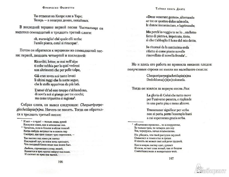 Иллюстрация 1 из 25 для Тайная книга Данте - Франческо Фьоретти | Лабиринт - книги. Источник: Лабиринт