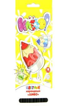 """Цветные карандаши """"Клево!"""" 18 цветов (134159-18)"""