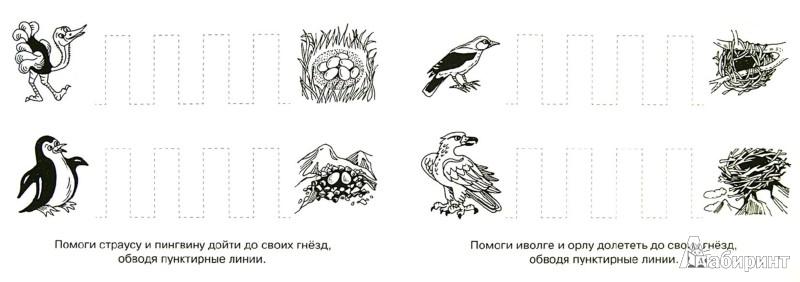Иллюстрация 1 из 20 для Рисуем по линиям. Для детей 3-4 лет (голубая) - Елена Шабурова | Лабиринт - книги. Источник: Лабиринт