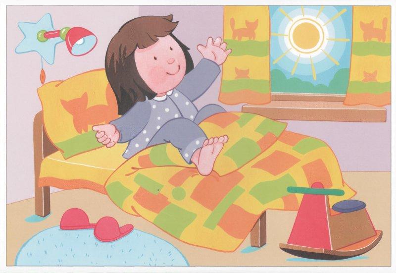 Иллюстрация 1 из 5 для Распорядок дня. Наглядно-дидактическое пособие | Лабиринт - книги. Источник: Лабиринт