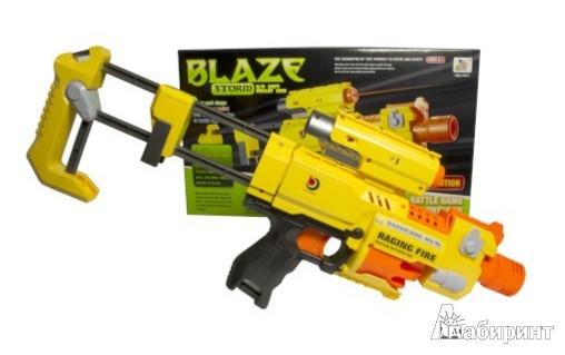 Иллюстрация 1 из 2 для Бластер Balze Storm с лазерным прицелом (Т56190) | Лабиринт - игрушки. Источник: Лабиринт