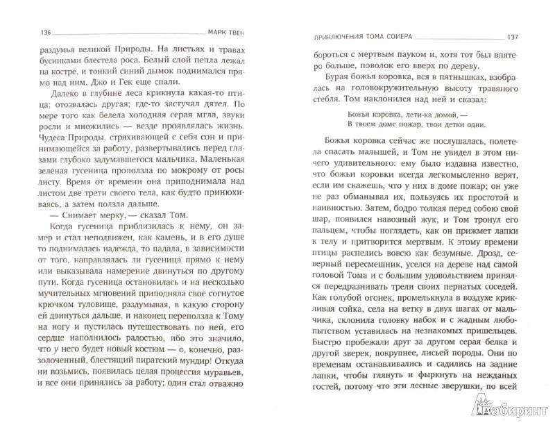 Иллюстрация 1 из 4 для Приключения Тома Сойера - Марк Твен | Лабиринт - книги. Источник: Лабиринт