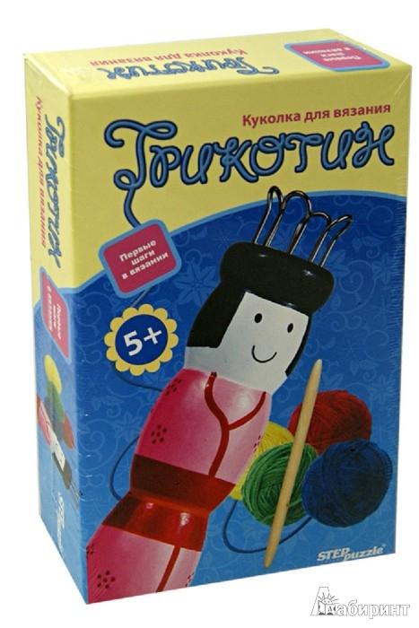 """Иллюстрация 1 из 6 для Развивающая игра """" Куколка Трикотин"""" (76130)   Лабиринт - игрушки. Источник: Лабиринт"""
