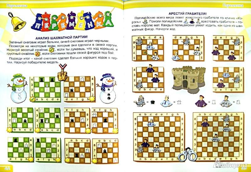 Иллюстрация 1 из 17 для Шахматы. Просто и весело - Должикова, Галинский | Лабиринт - книги. Источник: Лабиринт