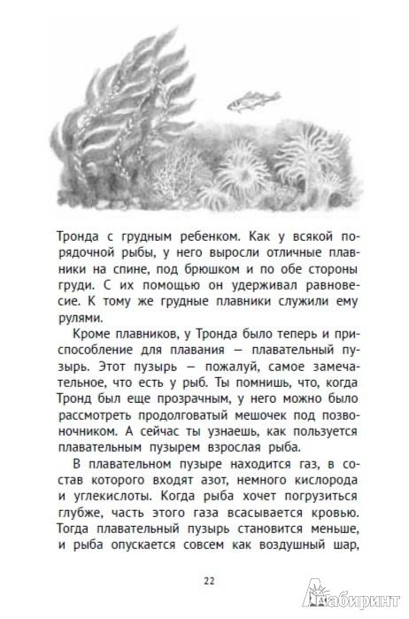 Иллюстрация 1 из 18 для Приключения маленькой трески - Улаф Кушерон | Лабиринт - книги. Источник: Лабиринт