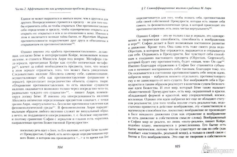 Иллюстрация 1 из 7 для Феноменология в Германии и Франции: проблемы методы - Анна Ямпольская | Лабиринт - книги. Источник: Лабиринт