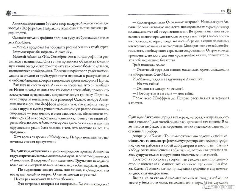 Иллюстрация 1 из 9 для Анжелика. Тулузская свадьба - Анн Голон   Лабиринт - книги. Источник: Лабиринт