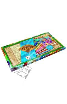 Купить Расписной ковер № 11 Краски моря. Рыбы (797057), Фантазер, Роспись по ткани