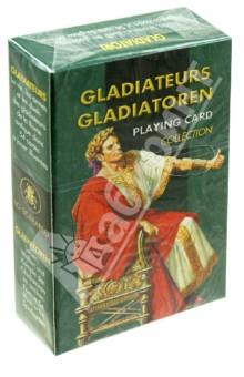 Карты игральные Гладиаторы карты игральные коллекционные piatnik берлин 55 карт 1619