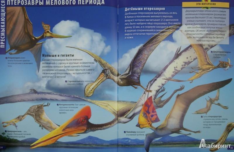 Иллюстрация 1 из 22 для Мир динозавров - Барбара Маевская   Лабиринт - книги. Источник: Лабиринт